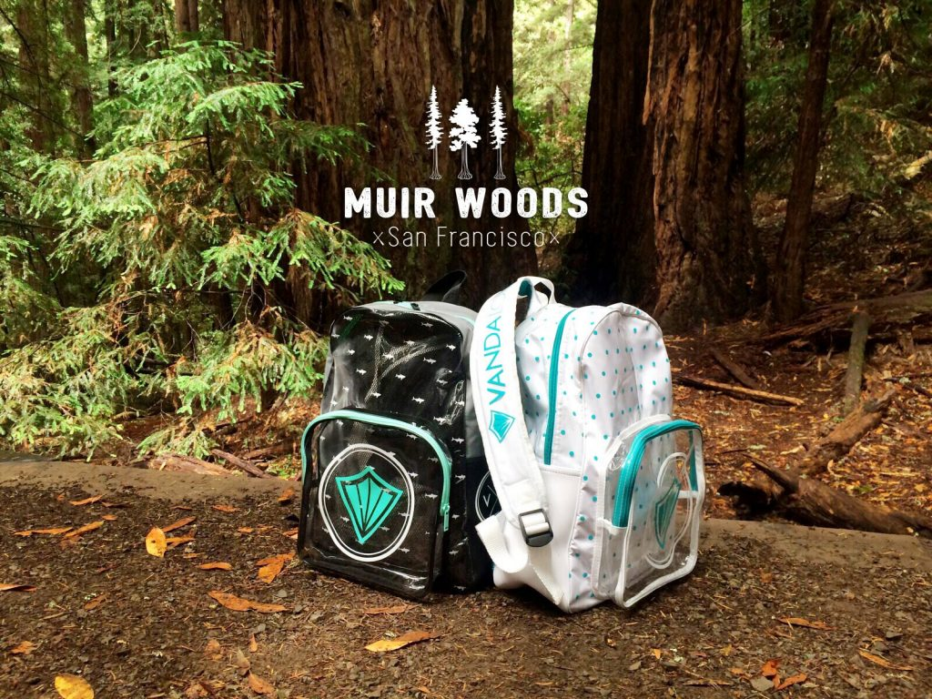 Muir Woods Vandalovers