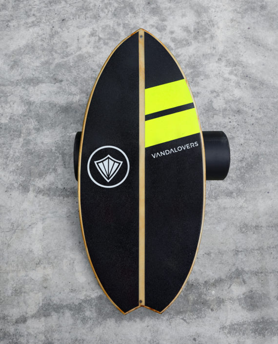 Vandalovers Tabla de Balance Striped