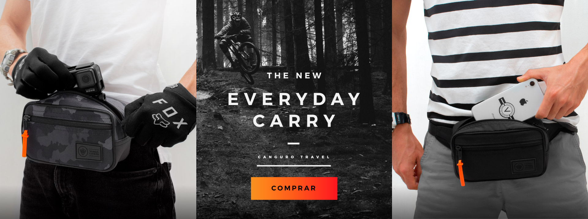Canguros Travel Vandalovers